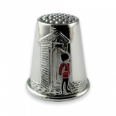 Guardsman Sterling Silver Thimble