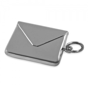 Stamp Purse Sterling Silver Hallmarked (can be personalised)