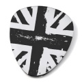 Union Jack Guitar Plectrum/Pick (can be personalised)