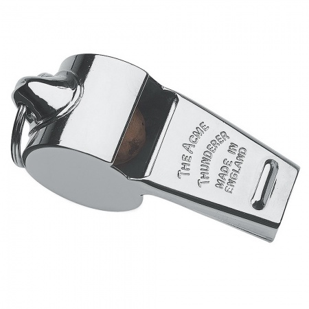 Referees Whistle Personalised / Engraved, Acme Thunderer