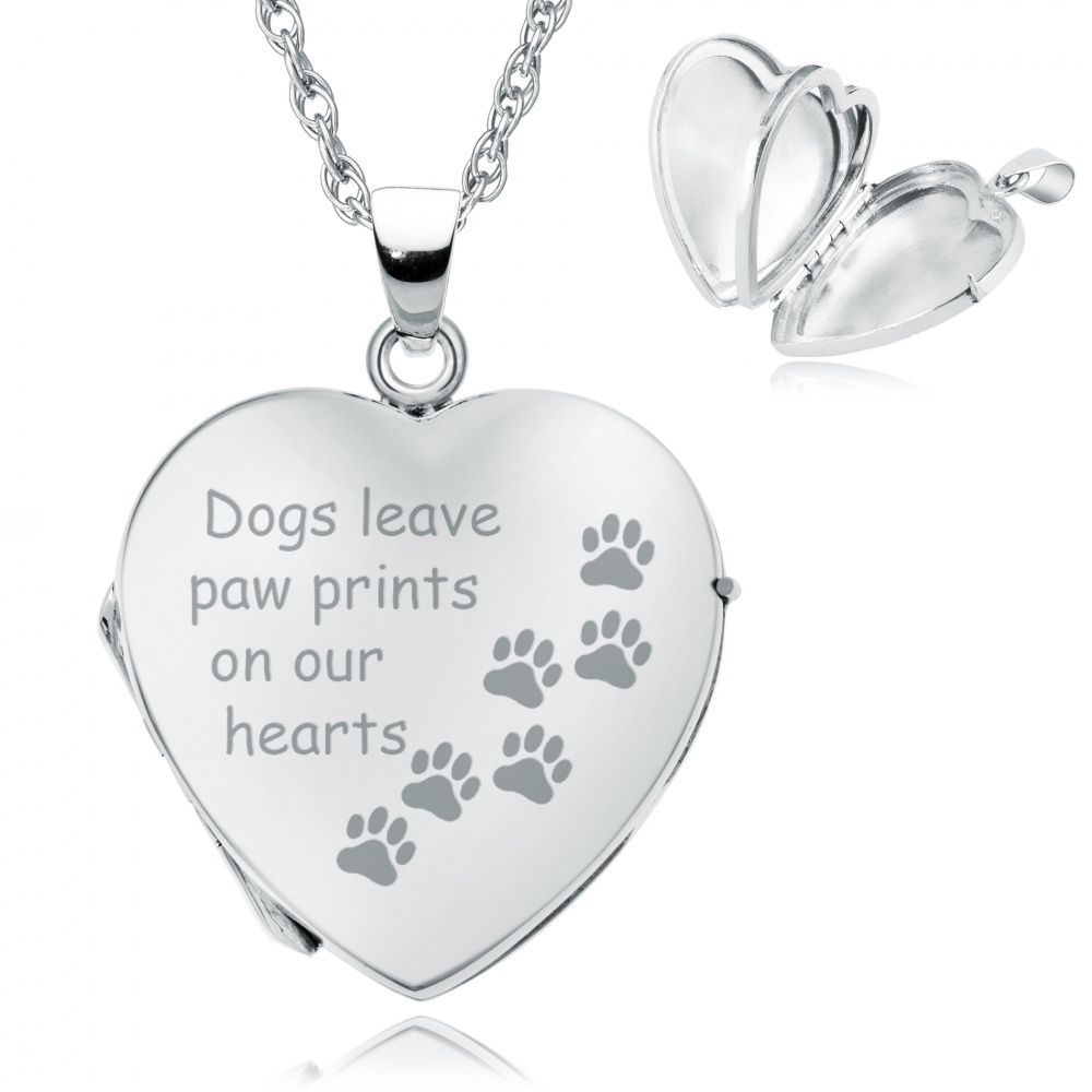 pawprints pawprint solid paw charm products or necklace hold print gold silver disc in jewellery