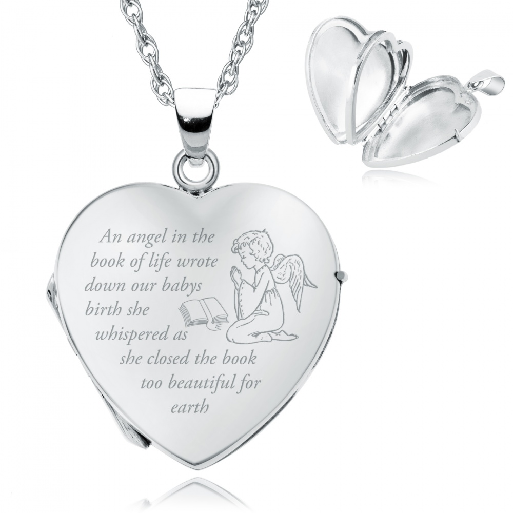 lockets my angel in itsy annie above over zoom bitsy image to hover the sterling guardian haak silver necklace