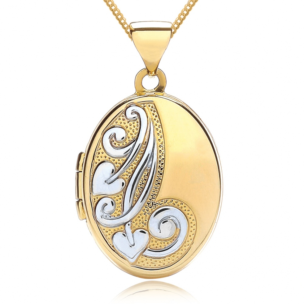 rose ben lockets jewelry engraved heart bridge hand jeweler gold locket