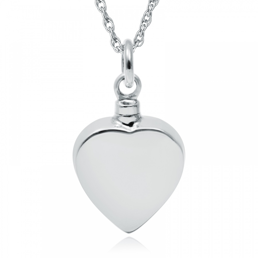 la necklace preciosa silver shipping heart watches product flat jewelry free sterling