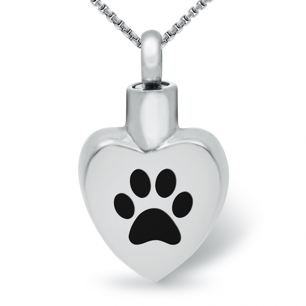 loss pet etsy dog print gift locket engraved shopping on of memorial new jewelry lockets you paw shop my remembrance heart pammytail left prints special