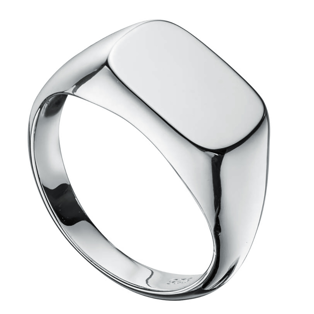ring sterling mens for solid newburysonline silver oval sale signet