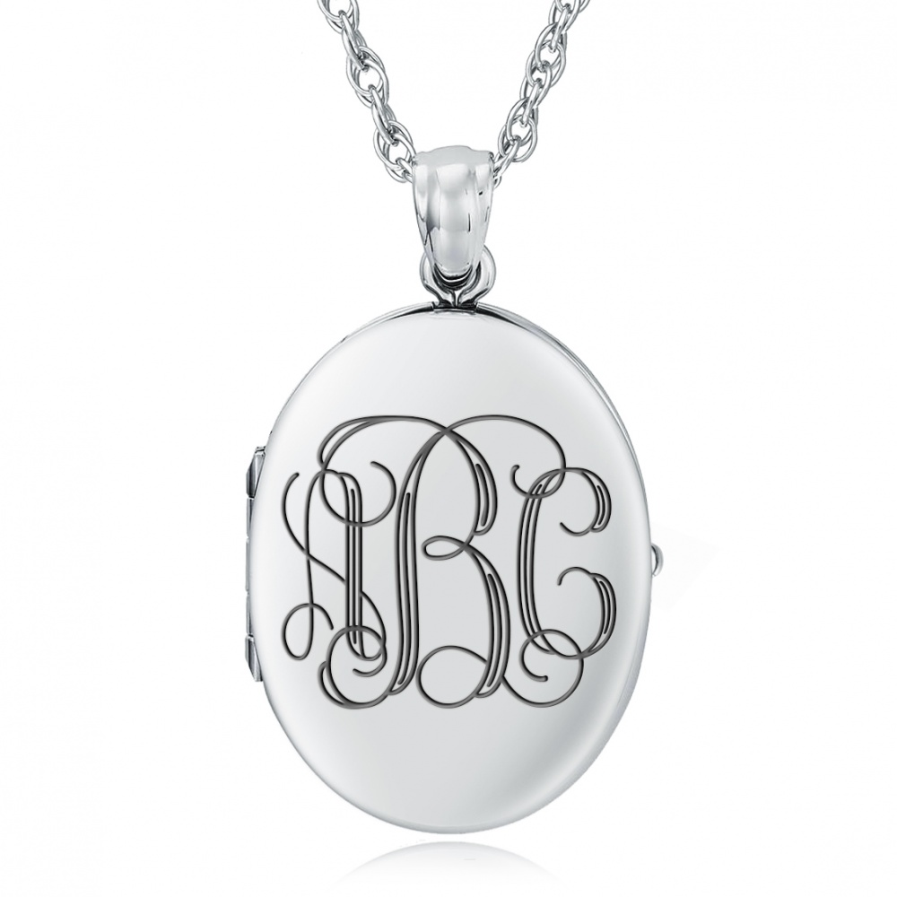 style gold block mini lockets initial rose letter in monogram two