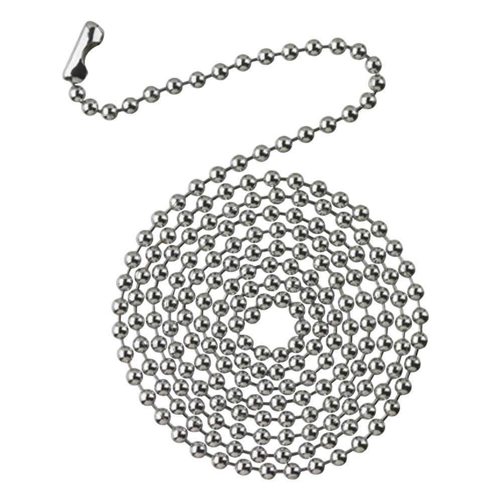 Stainless Steel Ball Chain 24 Inches and 30 Inches
