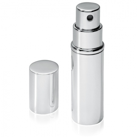 Perfume Atomiser, Sterling Silver, Personalised, Compact, Refillable