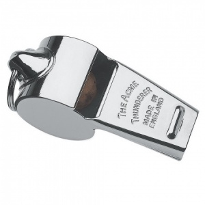 Referees Whistle Personalised/Engraved, Acme Thunderer